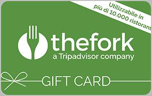 TheFork gift card 25€